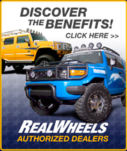 Resources for RealWheels Authorized Dealers