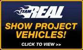 Team Real Show Project Vehicles